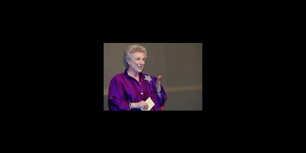 Jacqueline Bir, la force fragile - La Libre
