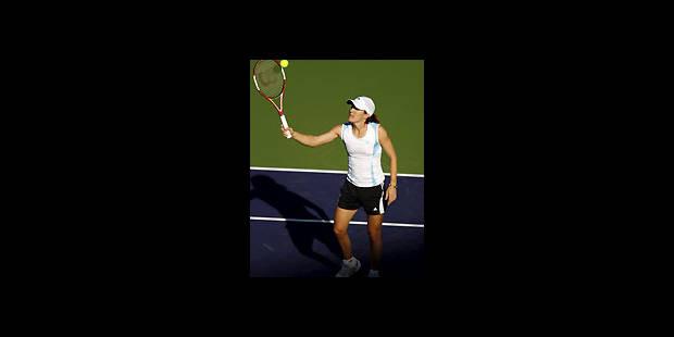 Justine Henin, favorite malgré elle - La Libre