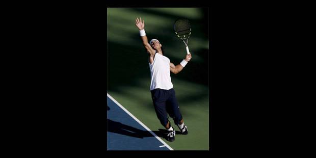 Le ralenti vidéo fait son apparition dans le tennis - La Libre
