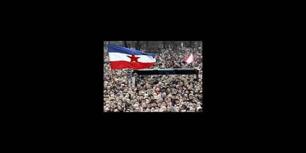 Slobodan Milosevic enterré loin des siens - La Libre