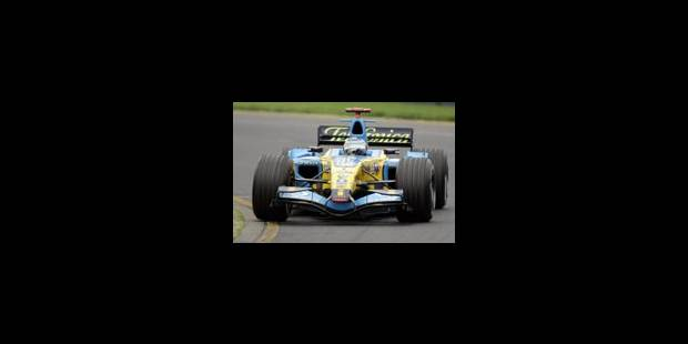 Indestructible Fernando Alonso - La Libre