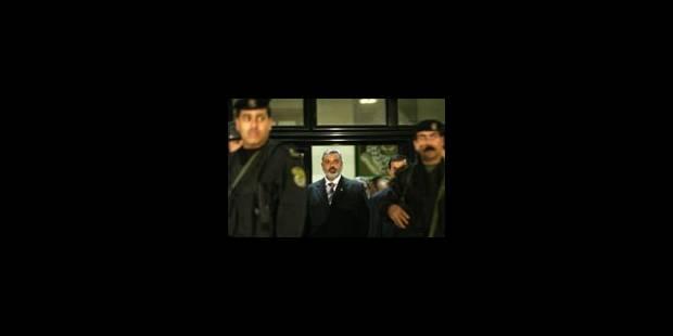 Le gouvernement Hamas entre en fonction - La Libre