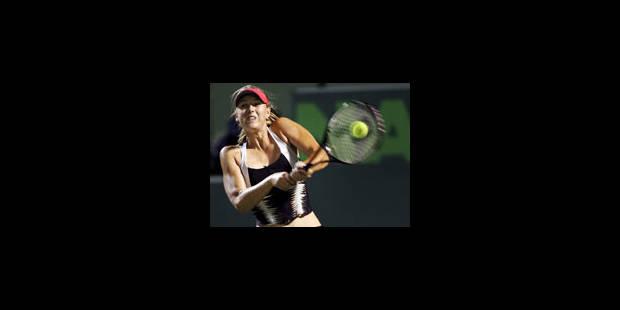Le tennis russe en verve à Miami - La Libre