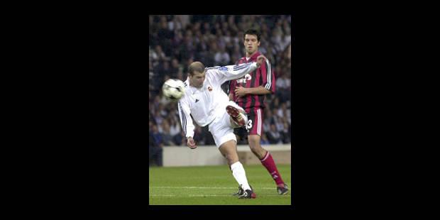 Zinedine Zidane à l'heure de l'adios