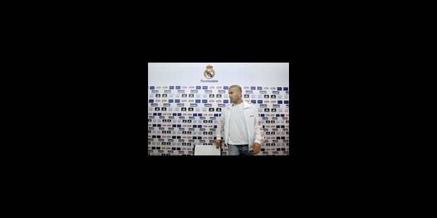 Zidane veut rester dans le giron du Real Madrid - La Libre