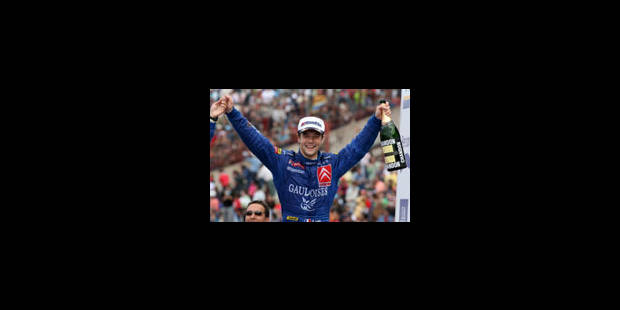Sébastien Loeb seul au monde - La Libre