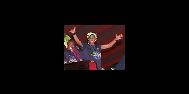 Le FC Barcelone conserve son titre de champion - La Libre
