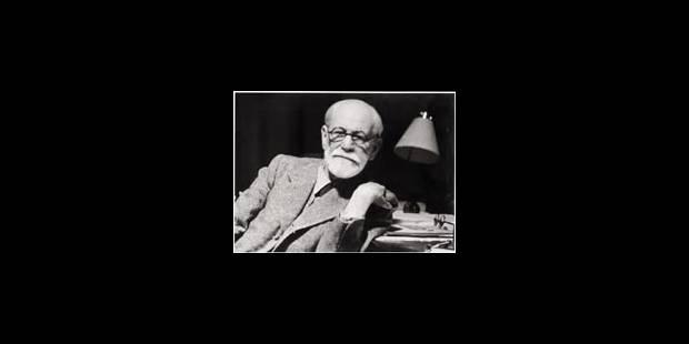 Freud aurait eu 150 ans - La Libre