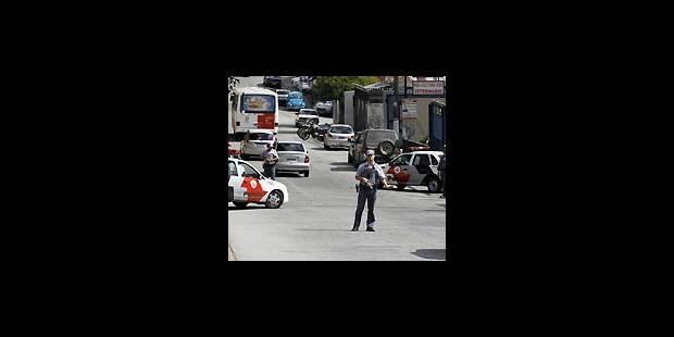 Commando meurtrier contre la police - La Libre