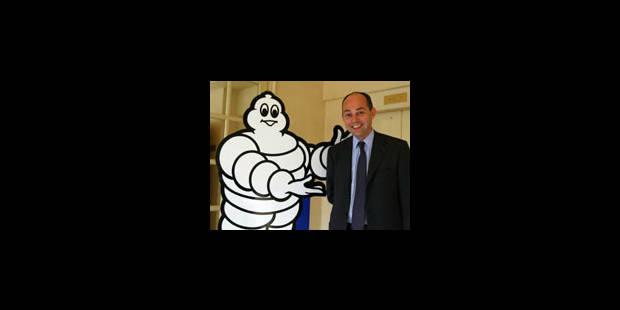 Edouard Michelin, discret mais ferme