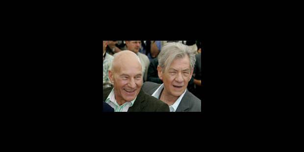 The McKellen Code : Gandalf - La Libre