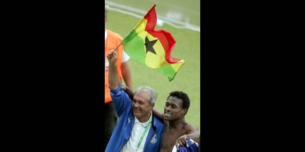 Le Ghana, star de l'Afrique