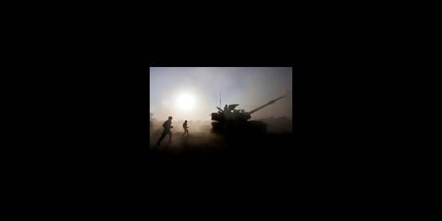 Opération pour sauver le soldat Chalit - La Libre