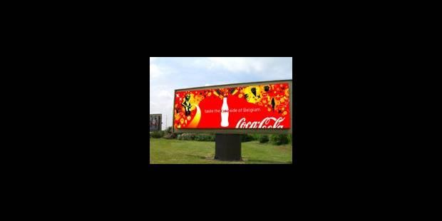 Coca-Cola relance sa marque-phare - La Libre
