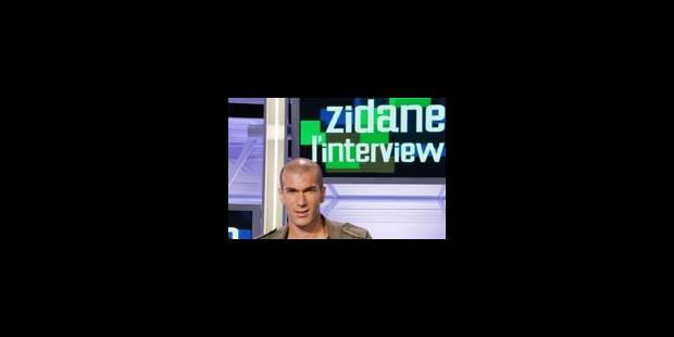 Les américains intrigués par Zidane