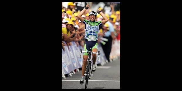 Juan Miguel Mercado remporte la 10e étape - La Libre