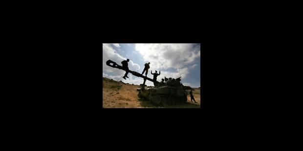 C'est la guerre entre Israël et le Liban