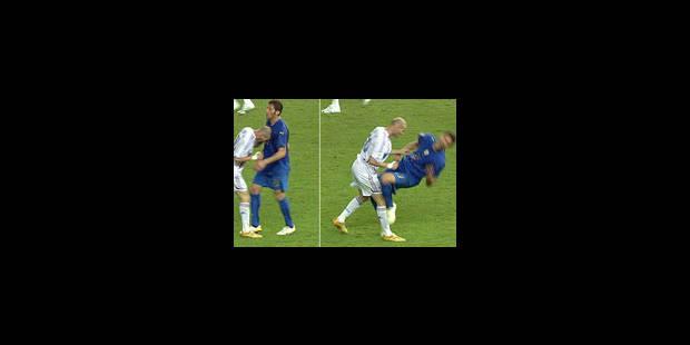 Trois matches de suspension pour Zidane - La Libre