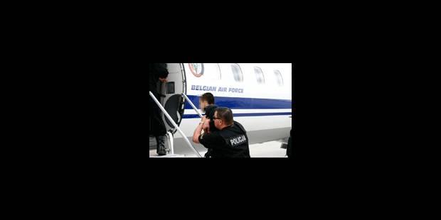 Adam G., extradé, est interrogé par les enquêteurs - La Libre