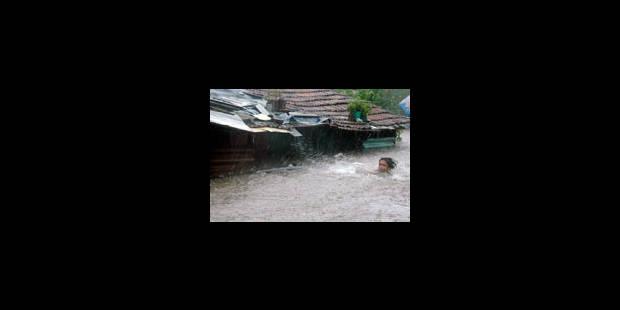139 morts à cause de la mousson - La Libre