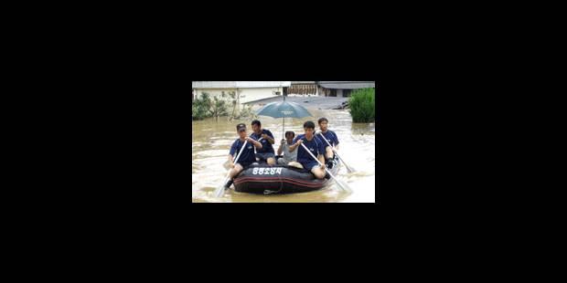 Les inondations ont fait 54.700 morts et disparus - La Libre