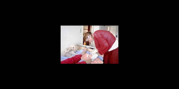 Infirmière indépendante au quotidien - La Libre