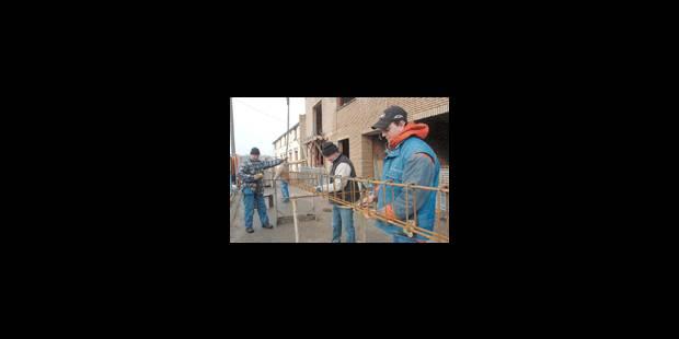 40% des chantiers sont en infraction