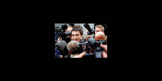 Le rocker Pete Doherty évite une fois encore la prison - La Libre