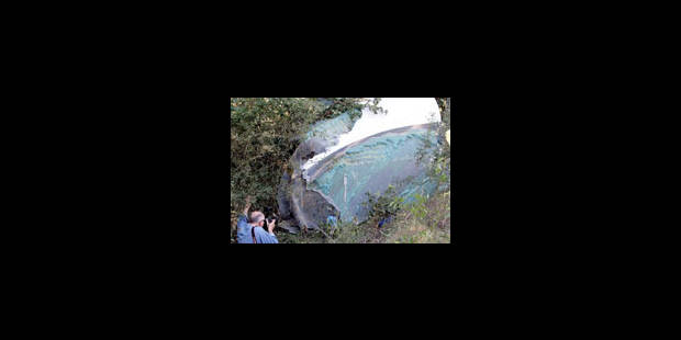 Au moins 23 morts dans un accident de train - La Libre