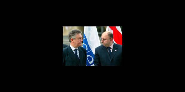 Médiation réussie de Karel De Gucht - La Libre