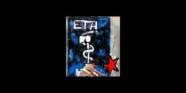 L'ETA n'abandonnera pas les armes - La Libre