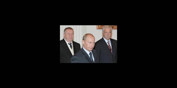 La Russie exclut toute médiation dans sa crise avec la Géorgie - La Libre