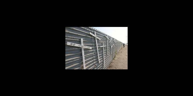 Feu vert pour le mur contre le Mexique - La Libre