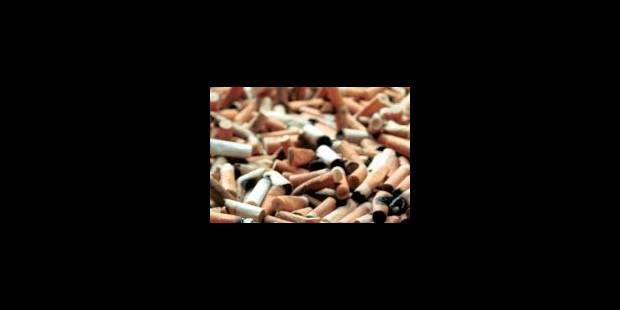 Des photos sur les paquets de cigarettes - La Libre