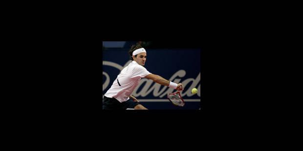 Roger Federer, le ramasseur de Bâle - La Libre