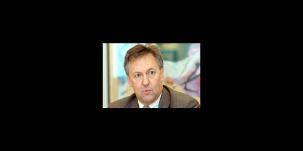 Guy Haaze quitte la présidence du CGSLB - La Libre