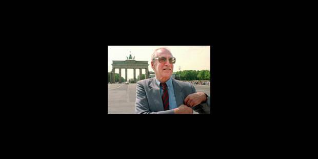 Le maître espion de la RDA est décédé - La Libre