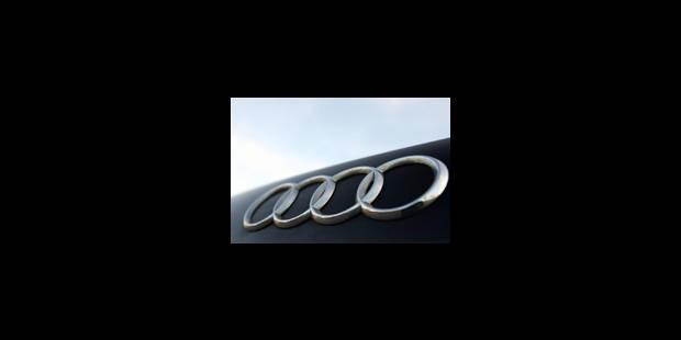 3.000 personnes pour l'Audi A1 en 2009