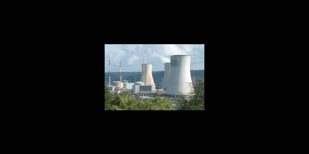 """""""Il faut une alternative au nucléaire"""" - La Libre"""