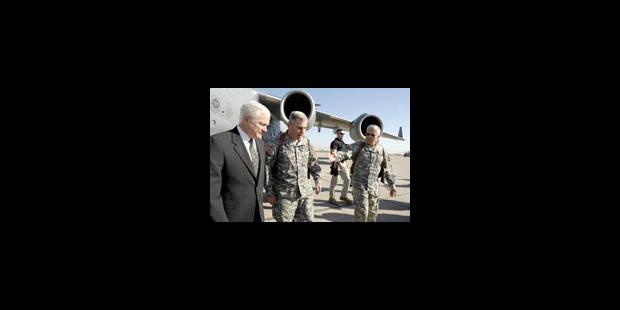 Des renforts aux troupes américaines ? - La Libre