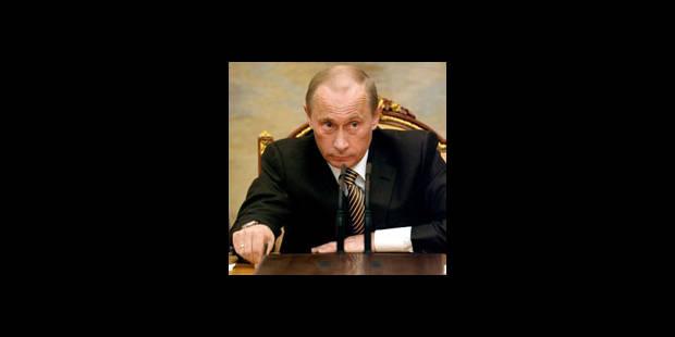Poutine promet à l'UE de tout faire pour régler la crise