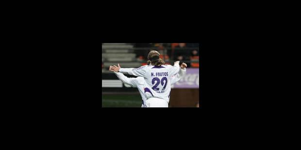 Anderlecht et le Standard en quarts - La Libre