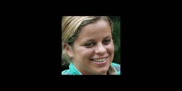 Kim Clijsters toujours souveraine - La Libre