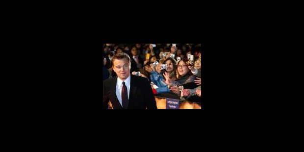 DiCaprio parle de diamant - La Libre