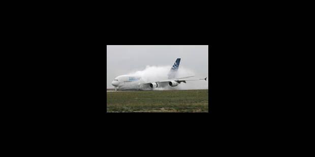 Airbus : jours difficiles pour les Belges