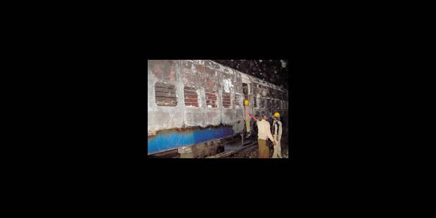 Train de l'amitié: l'attentat a fait 66 morts - La Libre