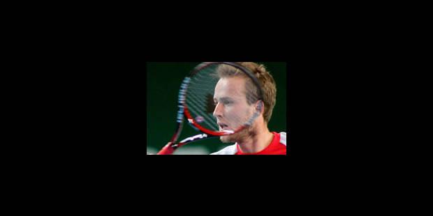 """""""Un autre regard sur le tennis"""" - La Libre"""