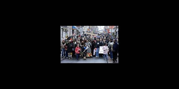 2000 personnes pour Yannick - La Libre