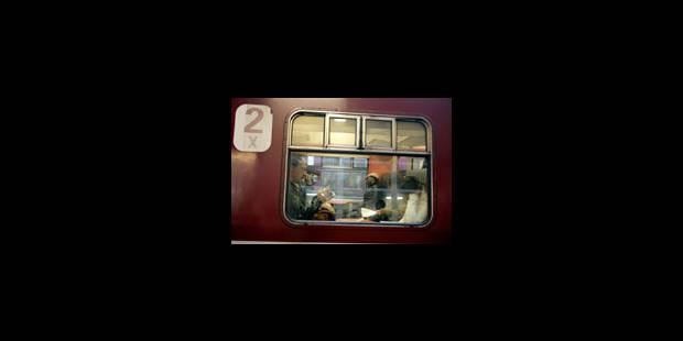SNCB : agresseurs durement punis - La Libre