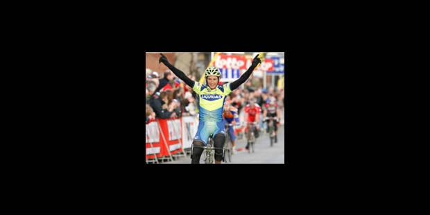 Filippo Pozzato remporte le Circuit Het Volk